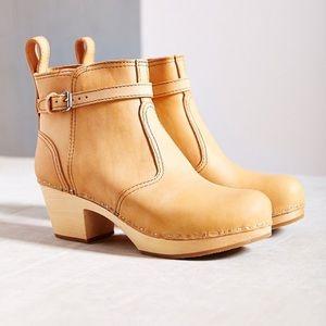 Swedish Hasbeens Jodhpur Ankle Boots